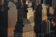 Мировой Финансовый Центр, Финансовый Район, Манхэттен, Нью-Йорк