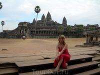 Ангкор Ват.