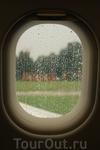 Калининград встретил меня дождем. Как говорят старожилы: он тут частый гость этим летом