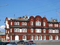 здание духовной консистории
