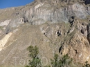 Склоны каньона.