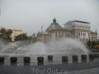 Следующий день мы решили посвятить Мюнхену. И с утра отправились на Мариенплац.