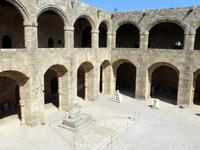 Дворик Археологического музея