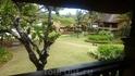 Вид с террасы нашего бунгало