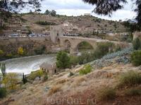 Толедо. Мост Сан Мартин