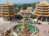 Китайский храм в Паттайе