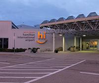 Международный аэропорт Гамильтон