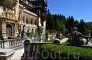 Роскошный замок Пелеш в Румынии