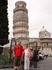 Пиза и знаменитая башня