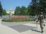 Вход в парк