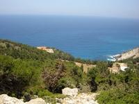 Греция. о.Кефалония. Подъезжаем к Святой обители Кипуреон
