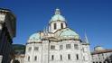Como Cathedral.В Комо тоже есть Дуомо как и в Милане,может быть менее грандиозный,но если сопоставить с размерами самого Комо....