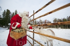 Заботливый Санта