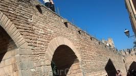 Крепость в Алькудии