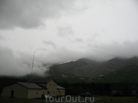 Непогода...