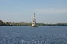 На следующий день , по пути в Москву была остановка в Калязине. И снова колокольня Николаевского собора.