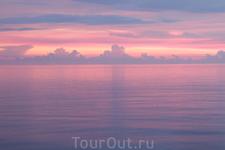 Закаты на Бали очень красивые... да как везде впрочем :)