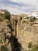 Новый мост. Ронда(Испания)