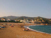 Пляж, Тосса де Мар