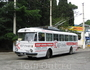 Старый троллейбус борозды не портит