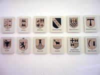 Тоже гербы аликантийских семейств.