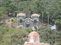 колокольня Киккос монастыря
