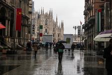 Милан. Дуомио