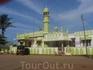Мечеть на пляже.
