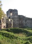 развалины замка в г. Бучач
