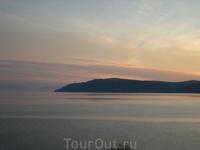 Добрались до Байкала
