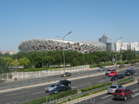 "Олимпийский объект - стадион ""Гнездо"""