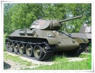 «Тридцатьчетвёрка» - самый массовый и, по мнению многих специалистов, лучший танк Второй мировой войны. Он выпускался с 1940 по 1947 годы в нескольких ...