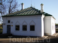 Дом Петра I в Вологде