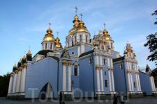 Михайловский Златоверхий монастырь.