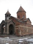 Область Арарат, монастырь Хор-Вирап VII в