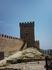 Генуэзская крепость. Консульский замок.