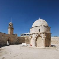 Часовня Вознесения в Иерусалиме
