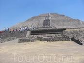 Пирамида Солнца.