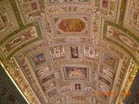 Расписные потолки Ватикана