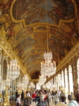 Версаль, зеркальный зал