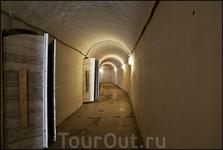 В недрах форта