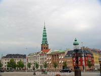 Храм Св. Николая, музей скульптора Торвальдсена и другие здания