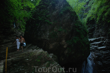 прогулка по реке Руфабго