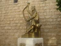 Израильский царь Давид, 10 век до н.э.