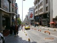 Улицы Фатиха.
