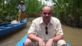 В  дельте  Меконга