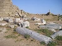 развалины Сиде