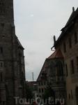 Улочка старого Нюрнберга