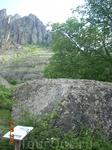Камень Варлей (здесь снималась сцена из Кавказской пленницы)