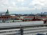Копенгаген. Вид с круглой башни.